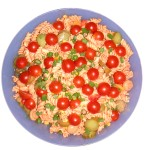 10-Minute Fat Burning Recipe: Greek Pasta Salad